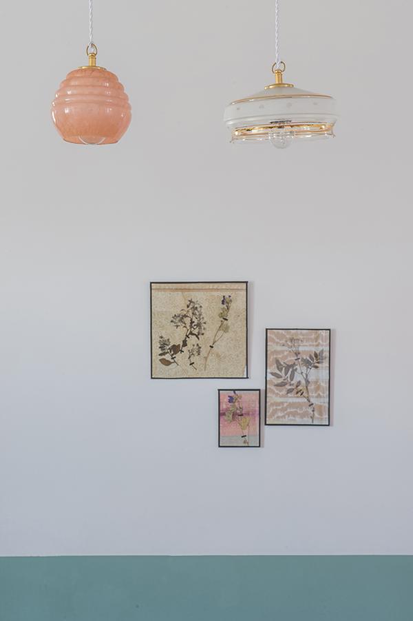 Détails décoration - Maison d'hôtes Maison Paulette - Architecte d'intérieur Studio Mariekke - Paris
