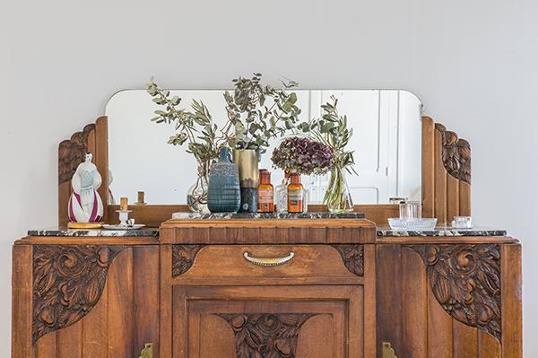 Chambre bucolique - Maison d'hôtes Maison Paulette - Architecte d'intérieur Studio Mariekke - Paris