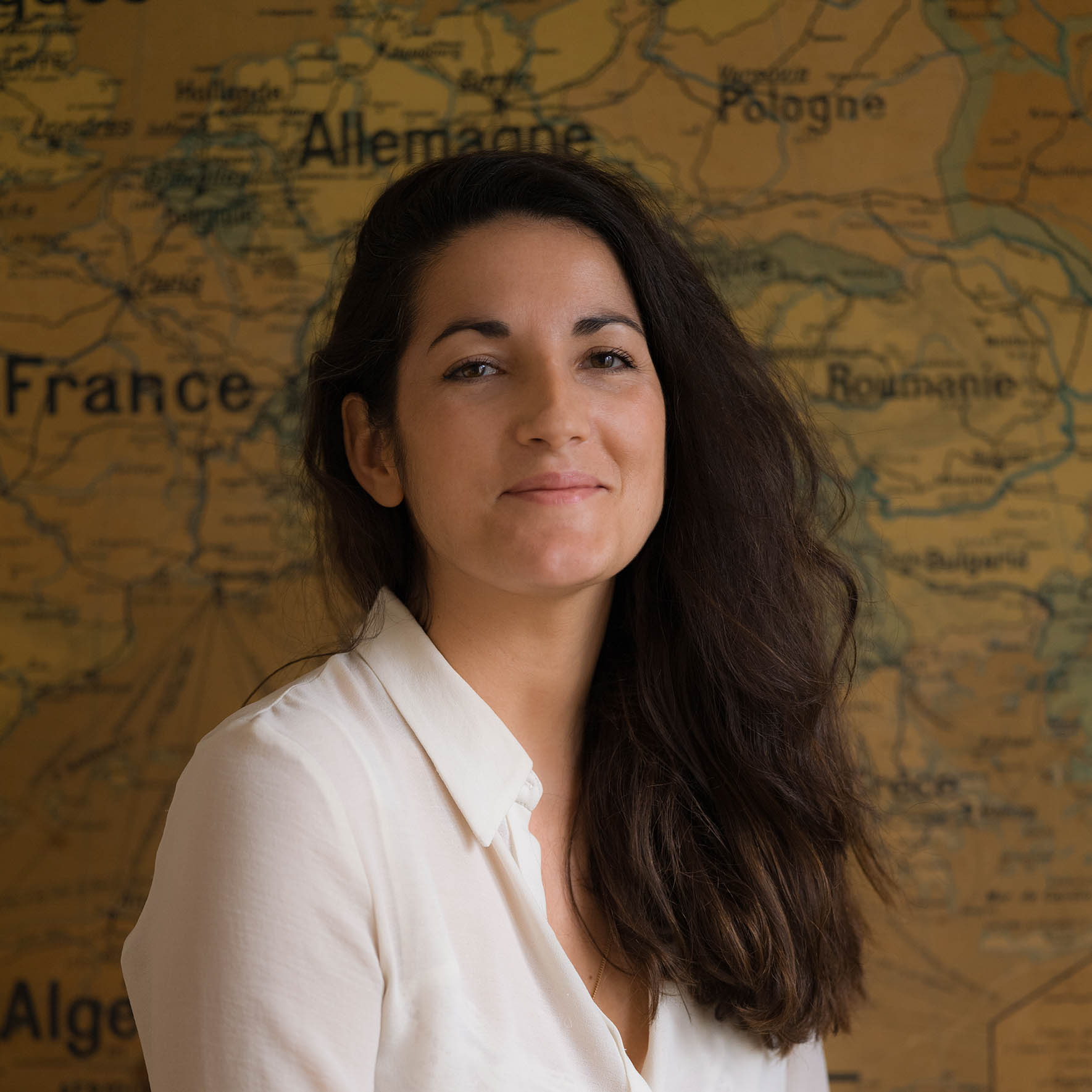 Marie Froideval - Architecte intérieur Paris - fondatrice de Studio Mariekke, agence de décoration et architecture d'intérieur.
