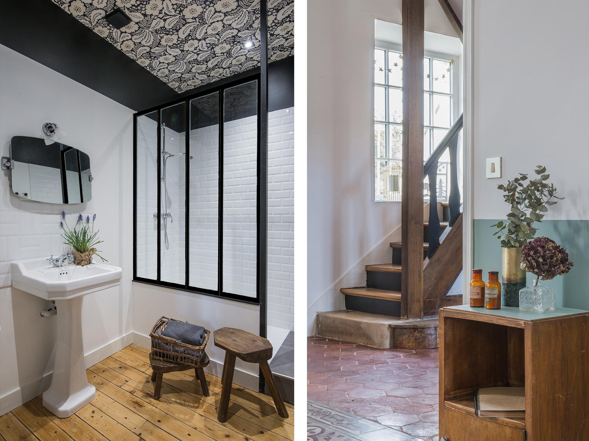 Rénovation appartement et maison ancien - Architecte intérieur Paris - Studio Mariekke