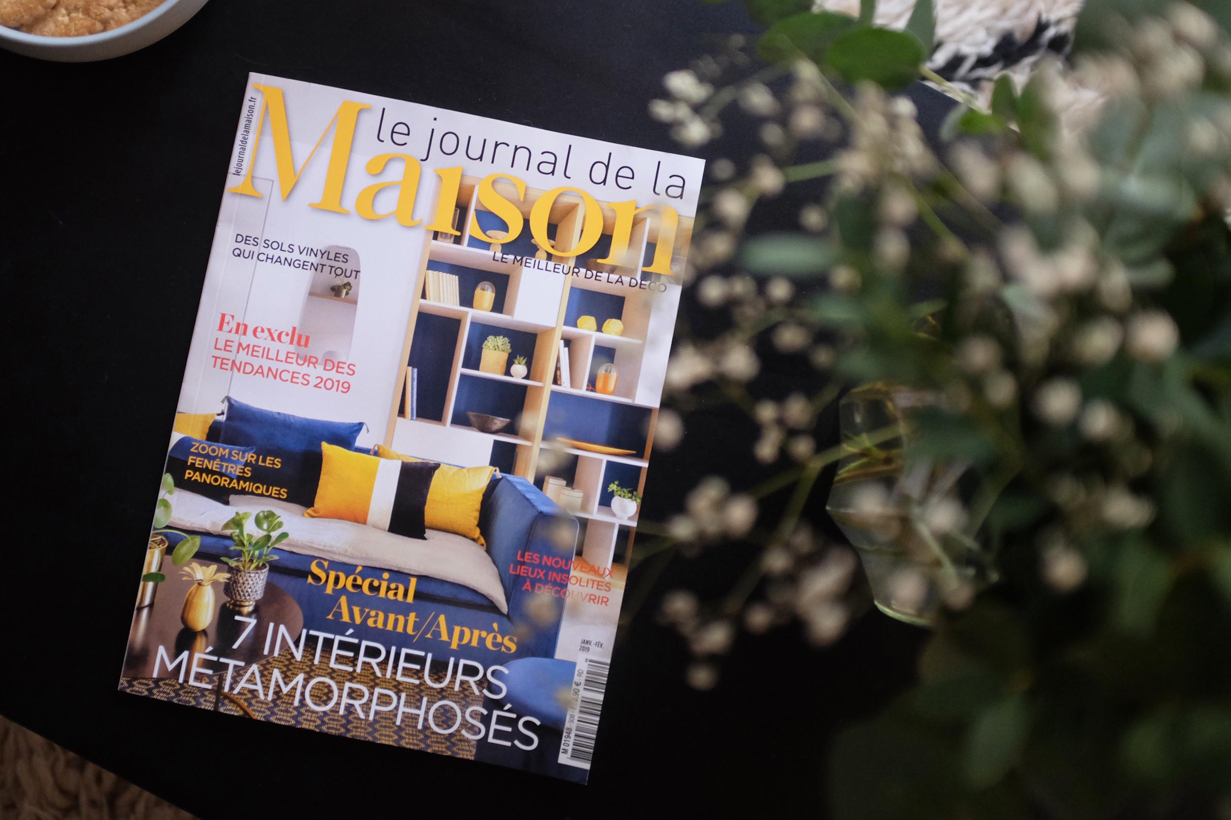 Revue de presse - Architecte d'intérieur Studio Mariekke - Paris