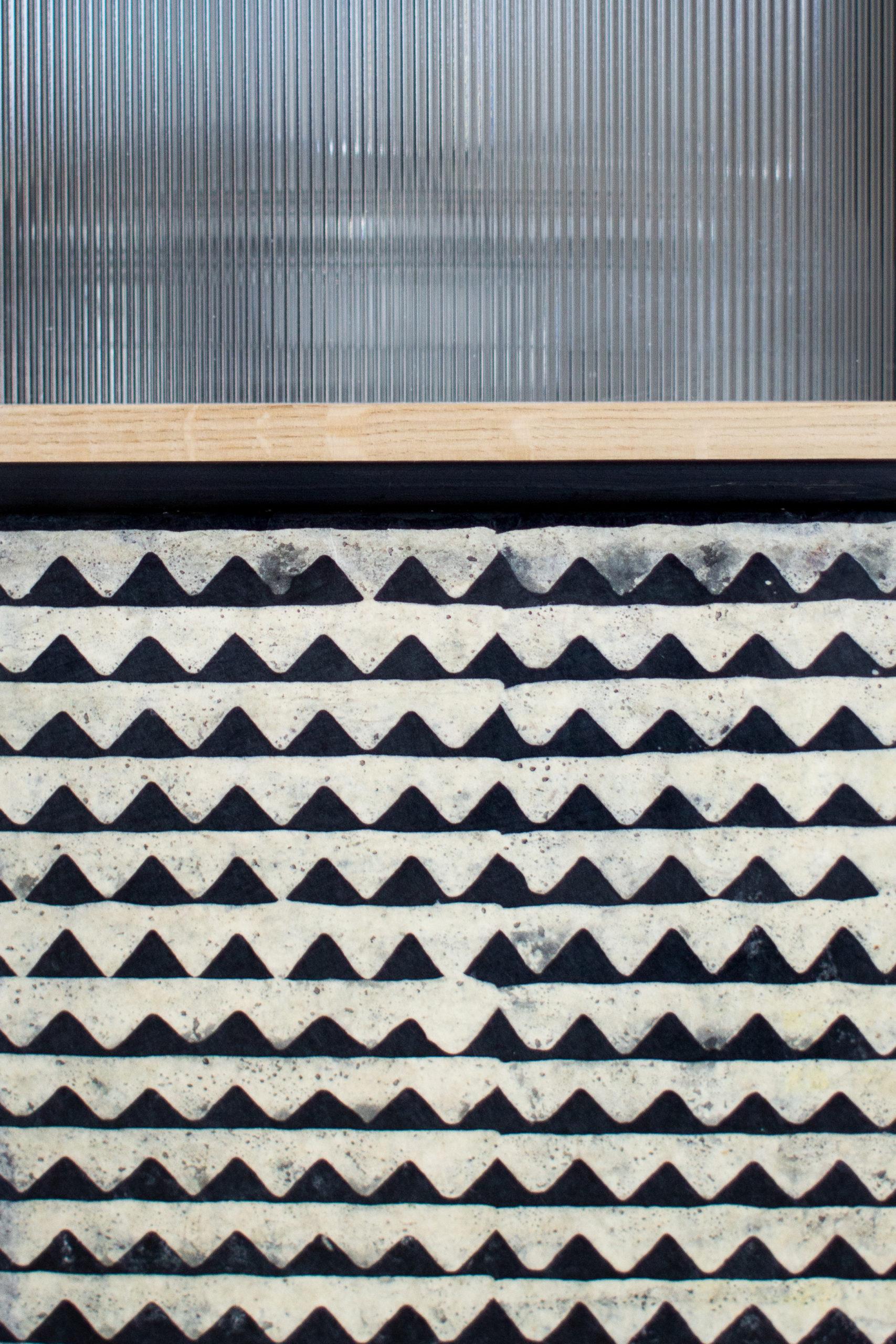 Papier-peint Le Monde Sauvage - Architecte d'intérieur Studio Mariekke - Paris