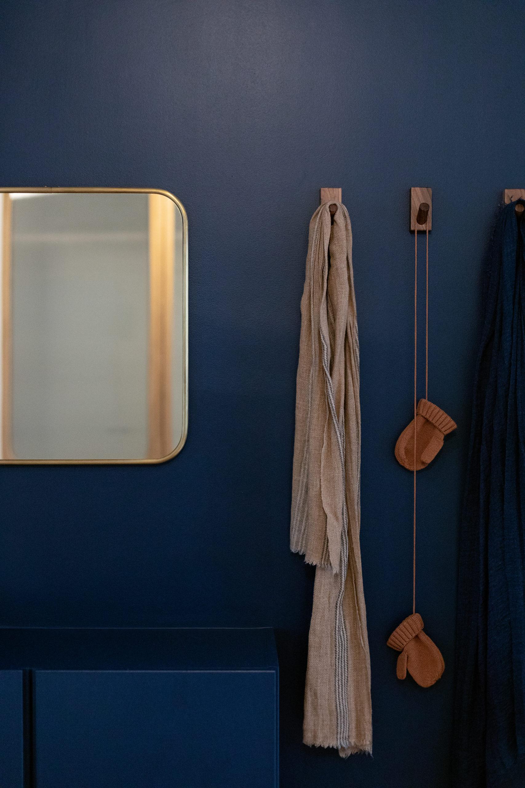 Entrée en couleur - Architecte intérieur Studio Mariekke - Paris